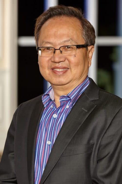 Sheffer Tseng is the scientist behind Cliradex