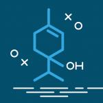 4-terpineol formula T4O