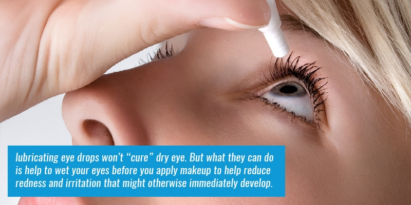 Makeup For The Dry Eye Sufferer Cliradex