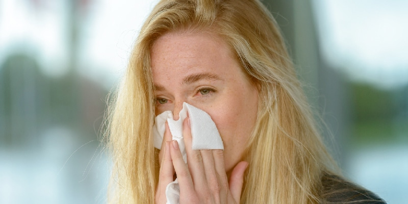 Are Fall Allergies to Blame for Your Dry Eyes?