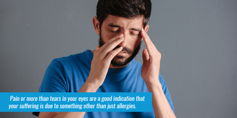 Allergy or Eye Infection?