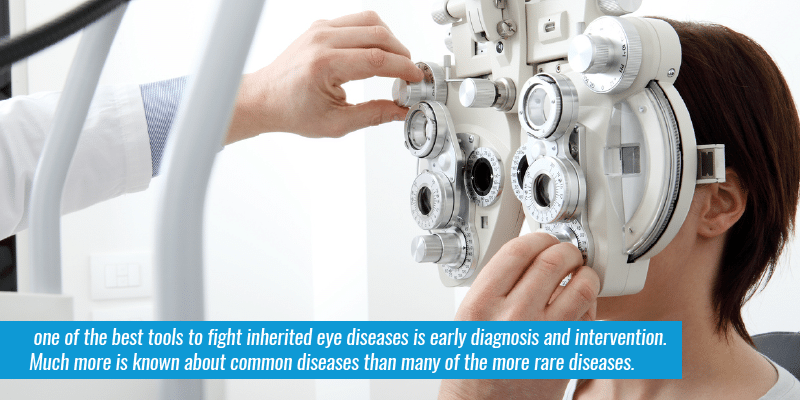 Treatment for Genetic Eye Disorders